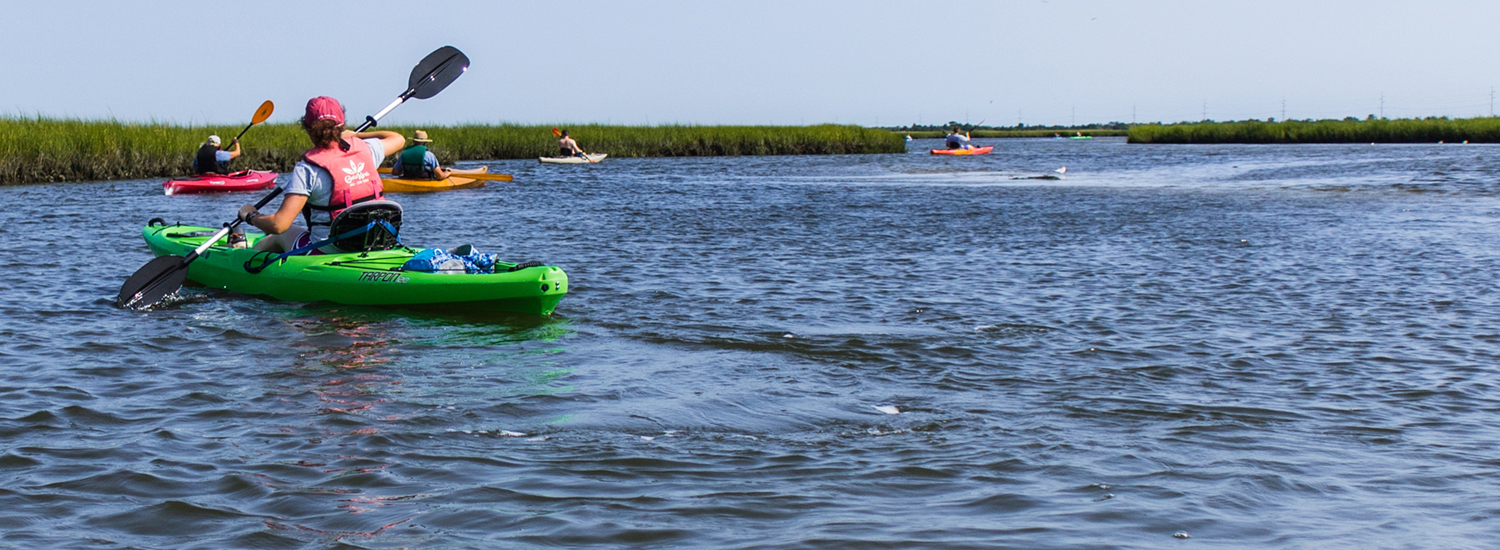 Paddle Fest at Delaware Seashore State Park