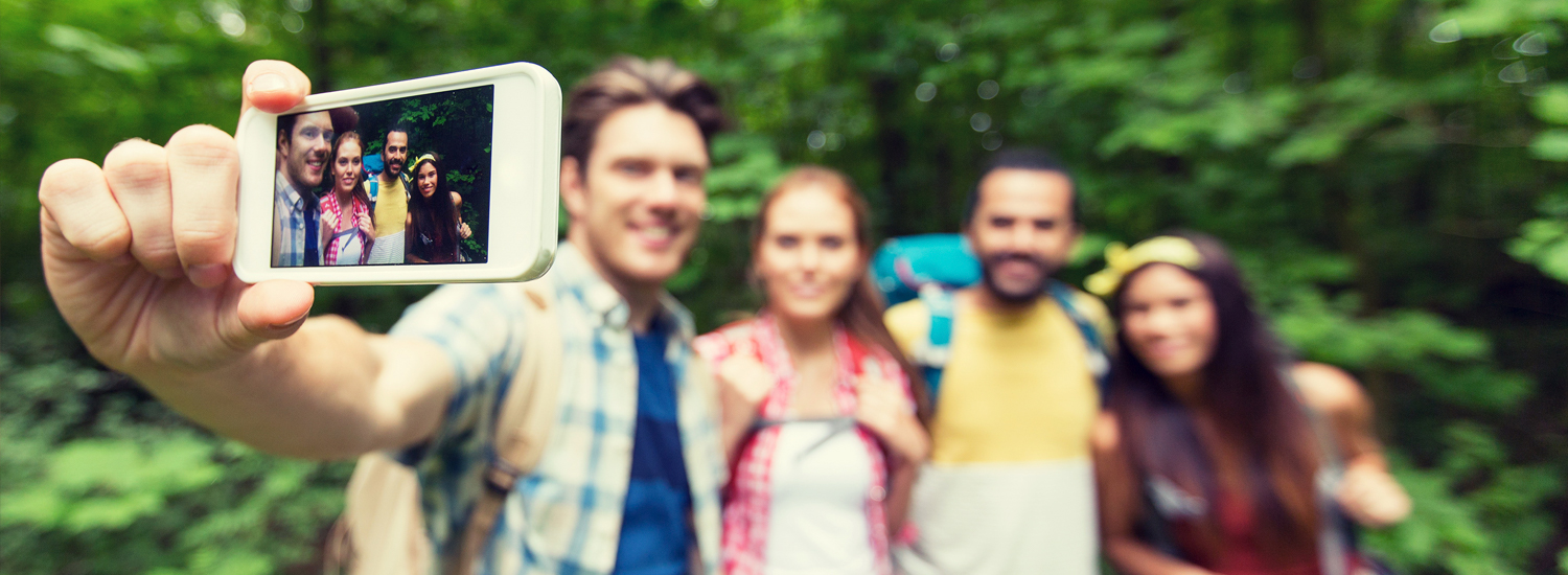 Delaware State Parks Passport Program - selfie your way through the parks!