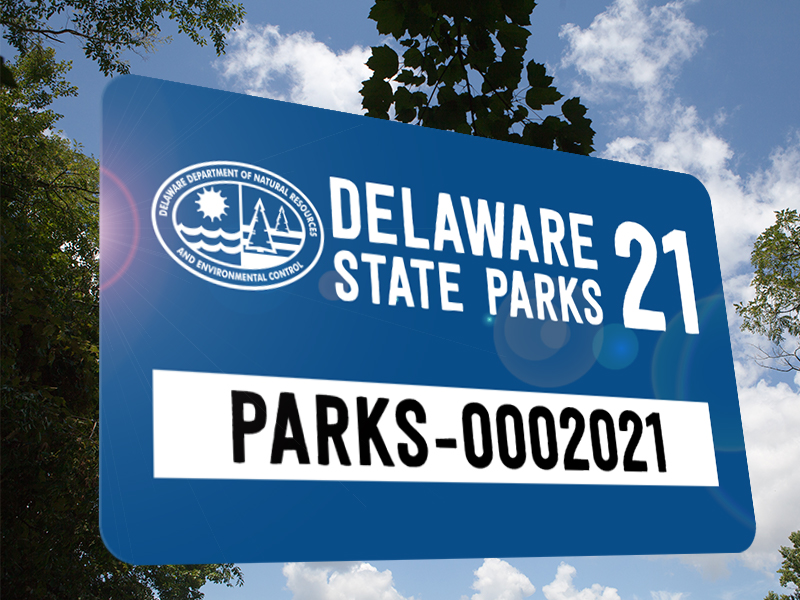 2020 Delaware State Parks annual pass