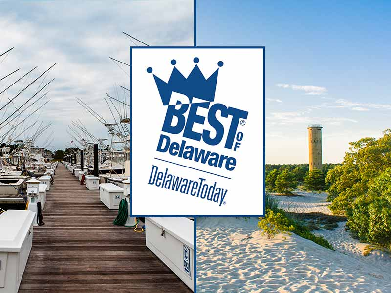 Best of Delaware Awards from Delaware Today