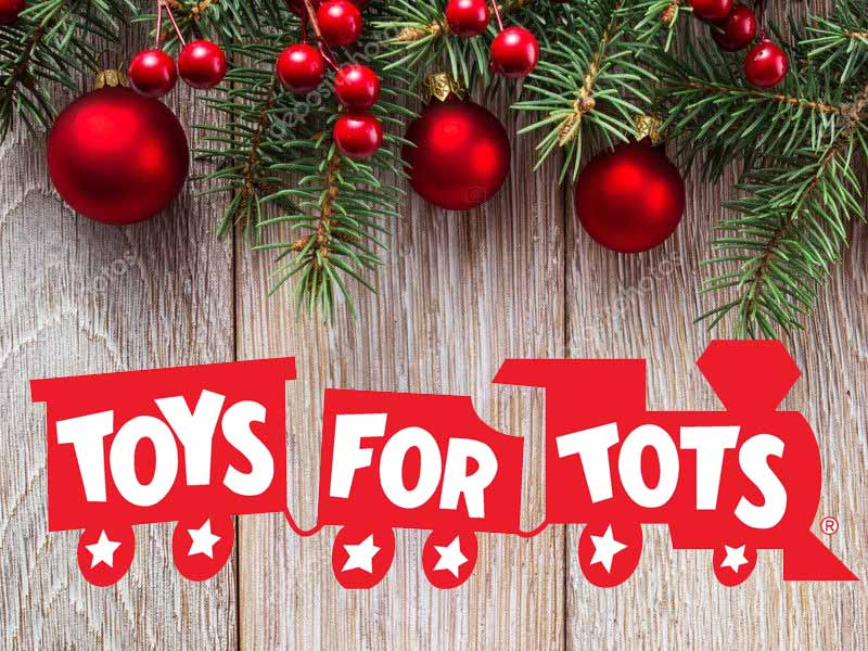Natural Resources Police Toys for Tots logo