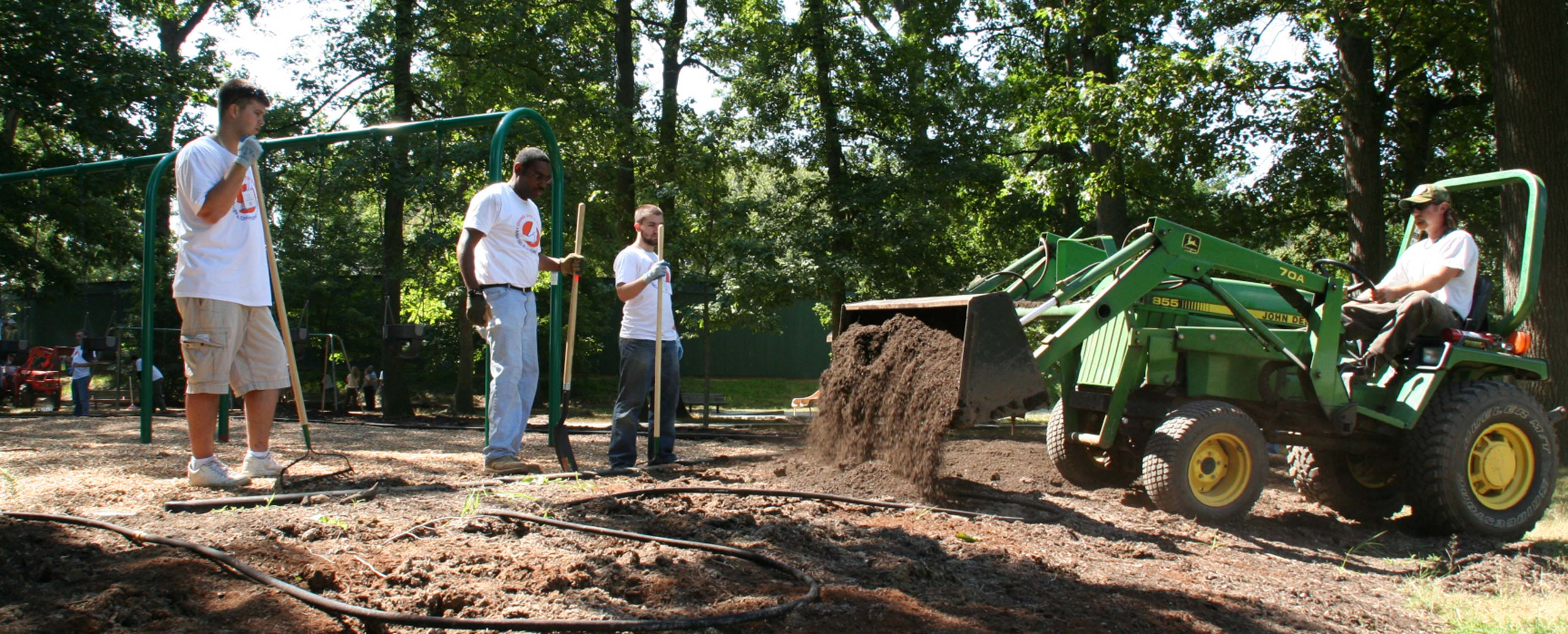 Bellevue State Park Volunteers